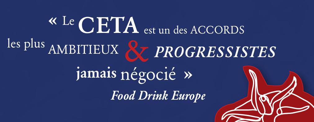 CETA : un traité pour les multinationales !